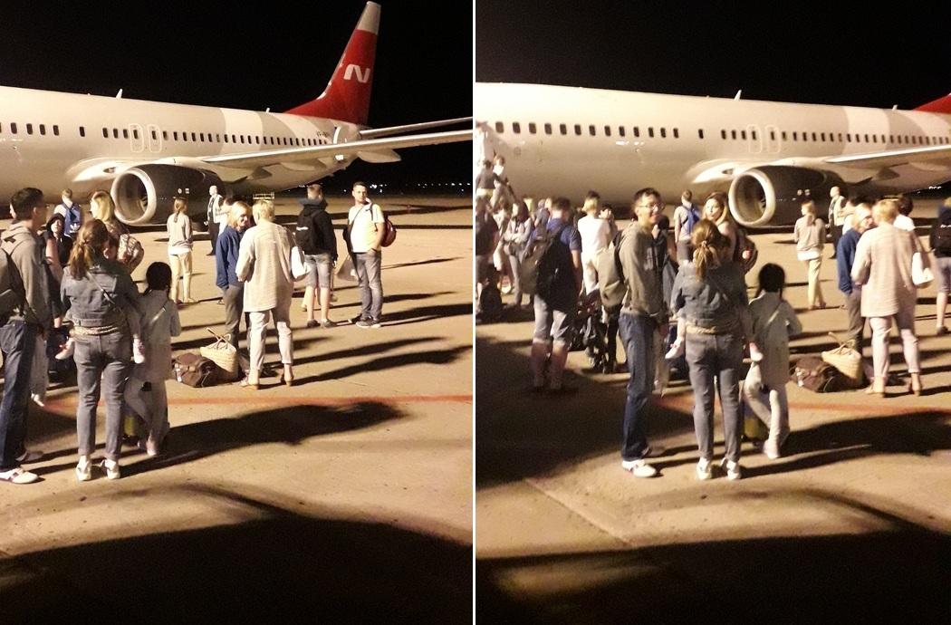 Рейс Пегаса из Омска на Крит совершил аварийную посадку в Краснодаре
