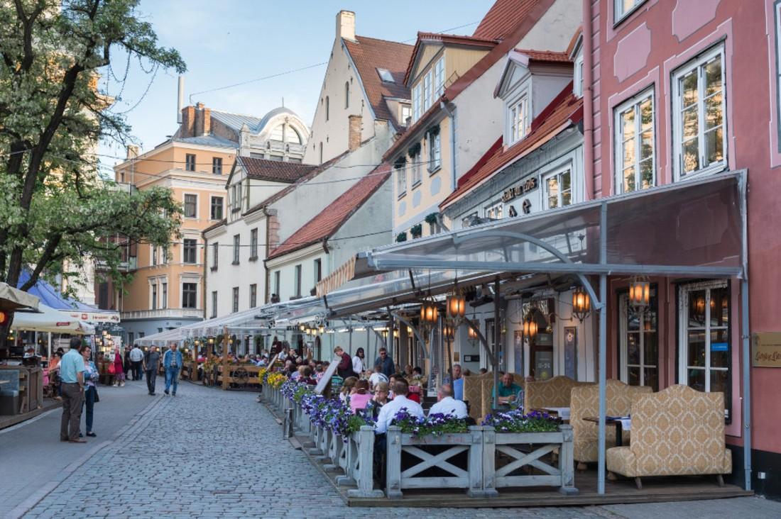 Вслед за Европой, налог на туристов захотели ввести в Риге