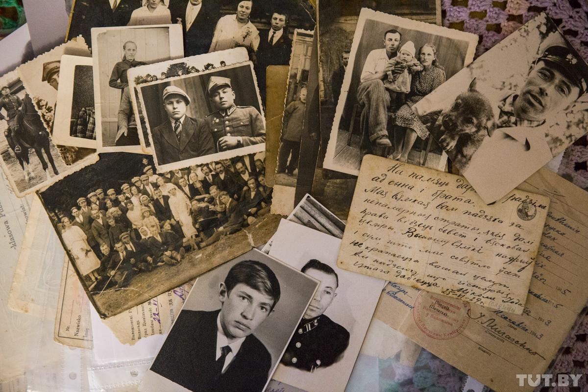 История одной семьи в фото. Как жили при российской, польской и нацистской власти в Налибокской пуще