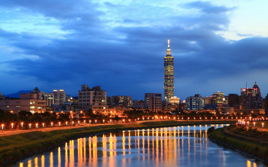 Тайвань останется безвизовым для российских туристов еще на год
