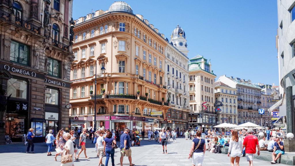 Российский турпоток в Австрию увеличился на 3.4%