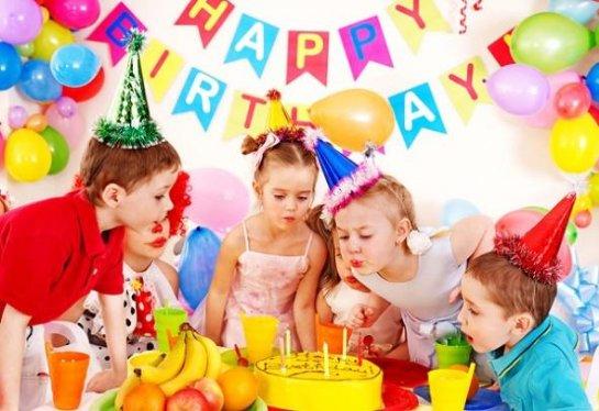 Сценарий на день рождения для детей