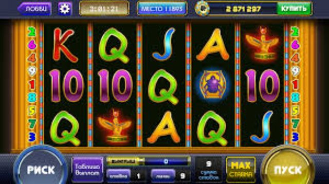Игровые автоматы во Франк казино
