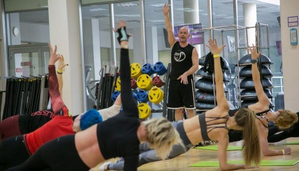Семинары для фитнес тренеров