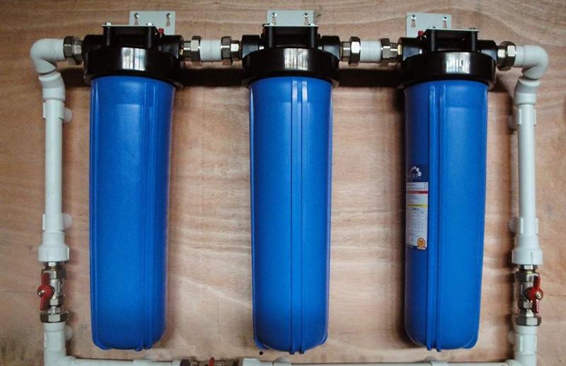 Чистая вода — главный источник здоровья и долголетия
