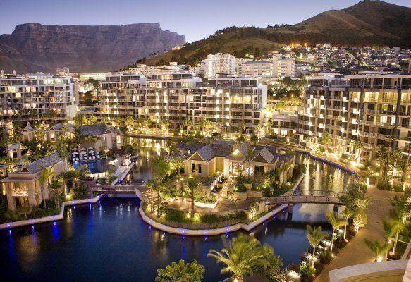 Отели ЮАР для вашего отдыха