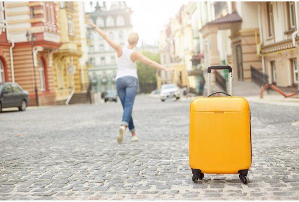 Большой выбор каркасных чемоданов