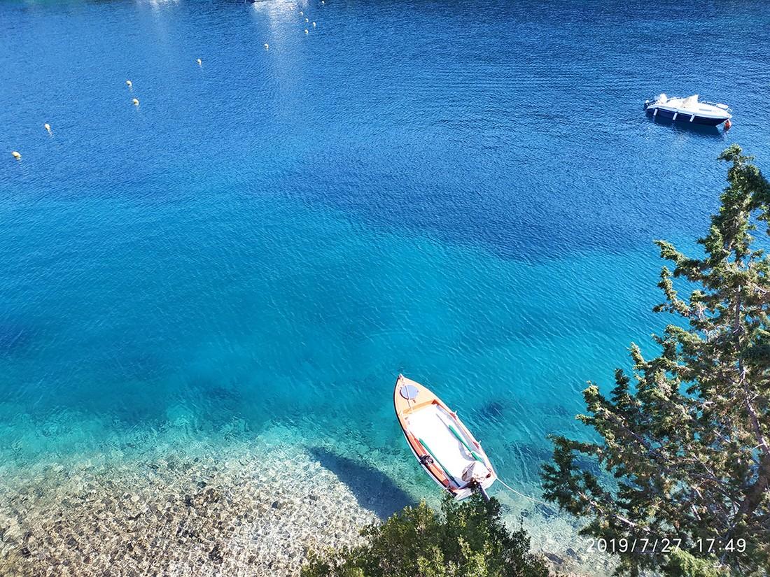 Фотоотдых. Автопутешествие на греческий остров Кефалония - за самыми живописными пляжами