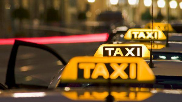 Аренда такси в Тюмени