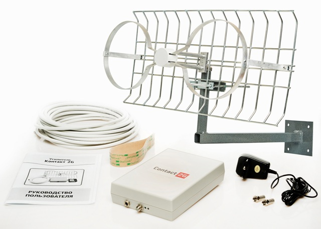 Усиление сотового сигнала связи