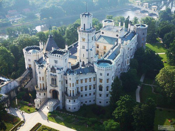 Сказочное путешествие по замкам Чехии