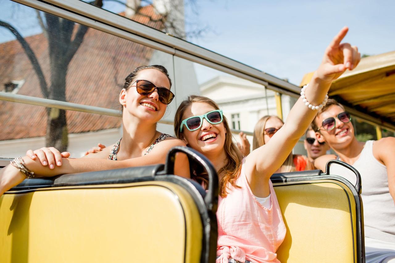 Лучшие путешествия с туристическим клубом