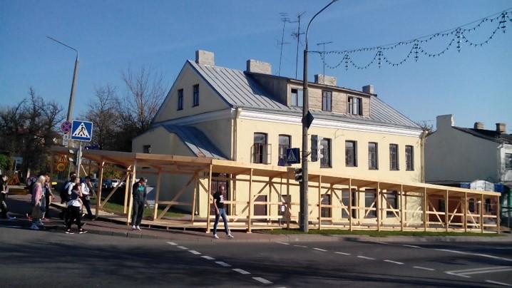 В Новом свете в одном из старых зданий появится апарт-отель. Смотрите, как он будет выглядеть