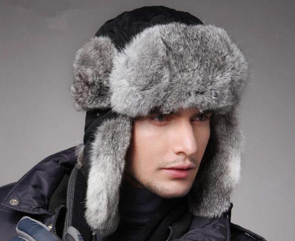 Теплые и стильные мужские головные уборы в интернет-магазине «Меховой Век»