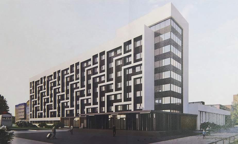 Гродненскую гостиницу «Беларусь» откроют следующим летом. Смотрите, какой она будет