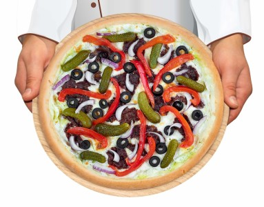 Доставка пиццы в Симферополе