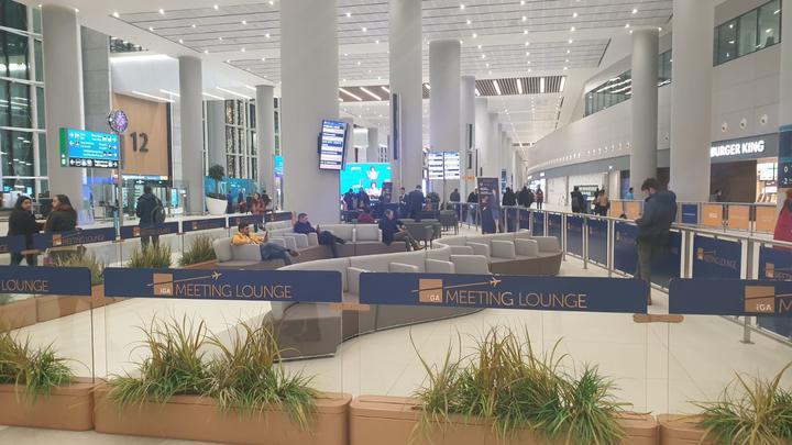 В аэропорту Стамбула запретили встречать туристов с табличками