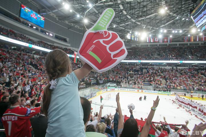 Во время ЧМ по хоккею туристы смогут приехать в Беларусь без визы и на авто, и на поезде