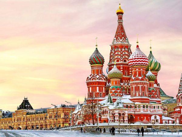 Самые увлекательные экскурсии в Москве