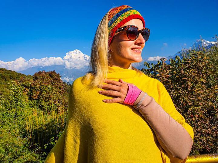 «Поездка в Непал показала, как смешны и бессмысленны понты». Светлана Зере о поездке в экзотическую страну