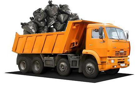 Вывоз бытового, строительного мусора, длинномерных грузов