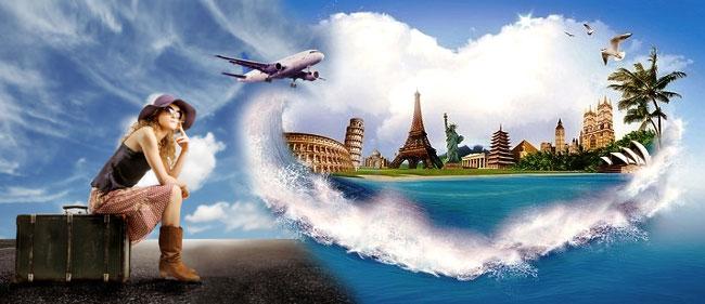Сайт поиска работы и отдыха за границей