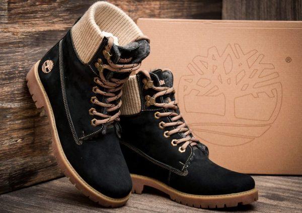 Женские ботинки Timberland – брендовая качественная обувь