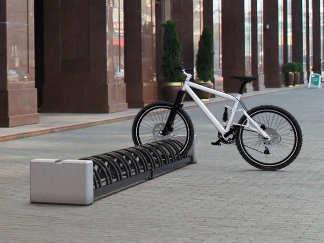 Велопарковки на любой вкус