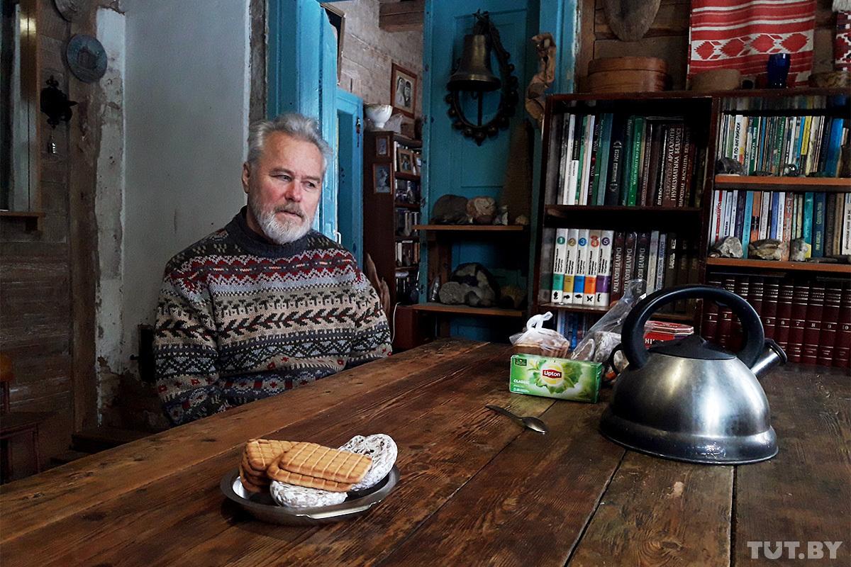 Я живу в Бобровичах. История самого одинокого жителя самой одинокой деревни Полесья