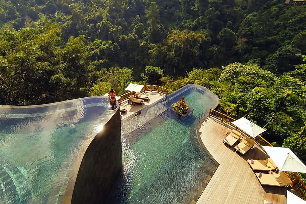 Самые необычные отели Бали