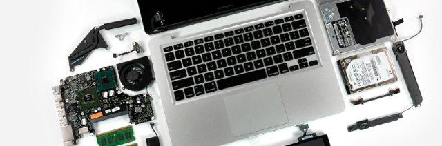 Профессиональный ремонт MacBook