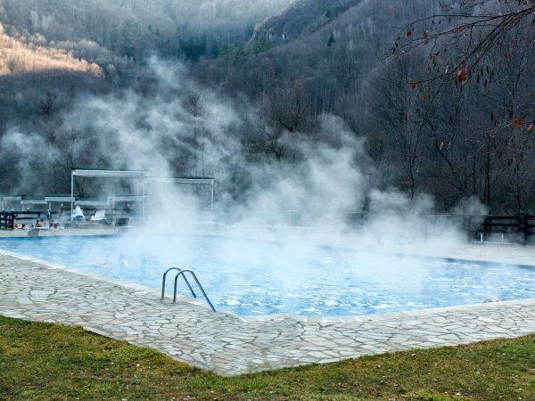 Базы отдыха с термальными источниками в Адыгее