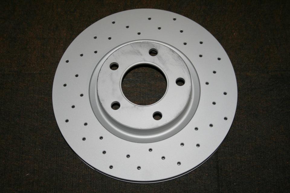 Качественные тормозные диски для Mazda 3