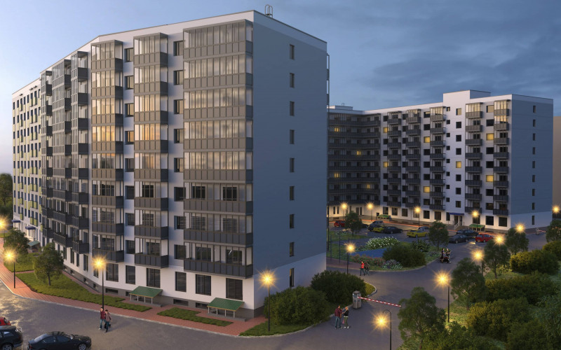 Квартира на юге в Санкт-Петербурге