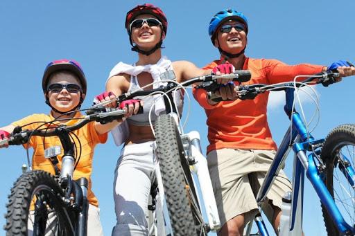 Велосипед – главный атрибут тёплого сезона