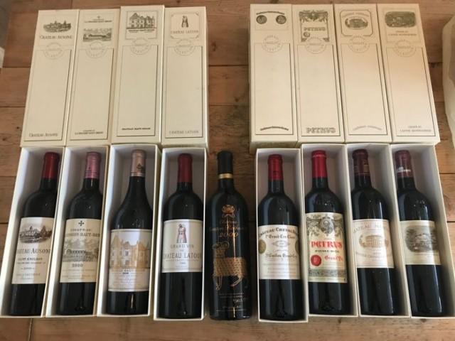 Выкуп уникальных алкогольных напитков по самой выгодной цене