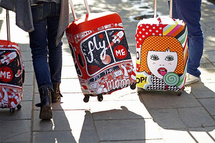 Где купить надежный и долговечный чехол для чемодана