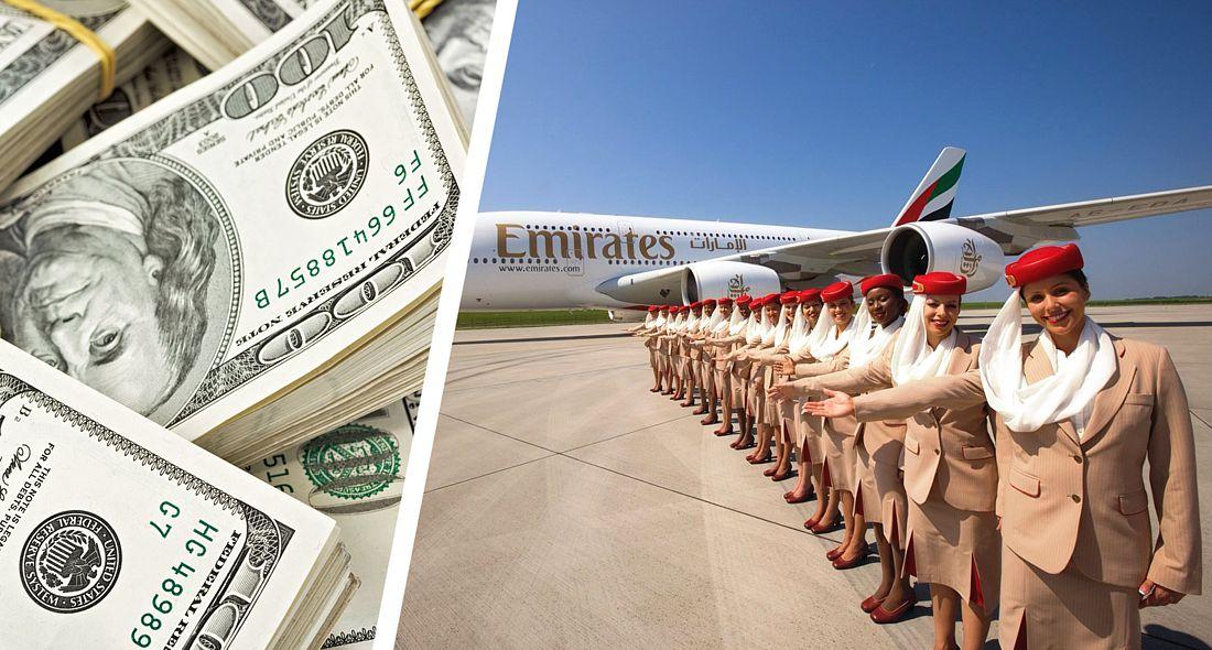 Эмирейтс изменила политику возврата авиабилетов