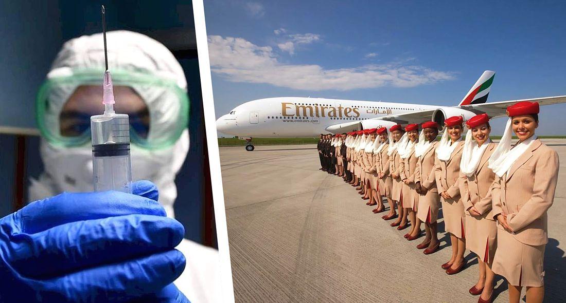 Авиакомпании начали брать кровь для анализа на коронавирус и допуска на рейсы. Фото