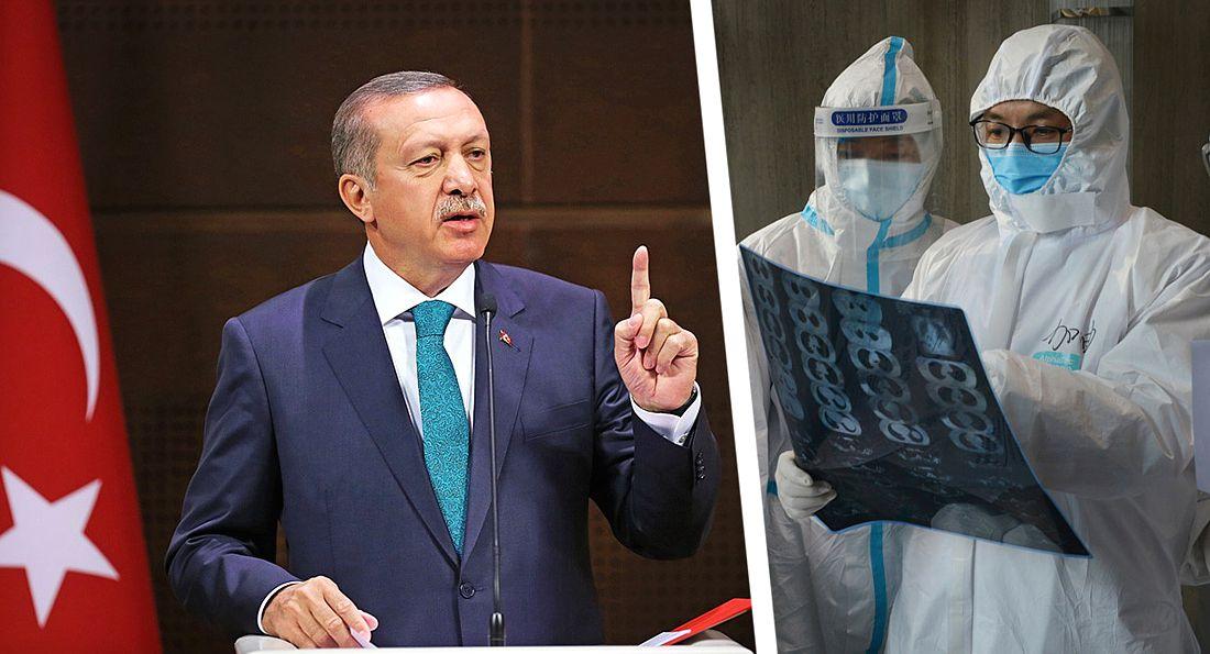 Эрдоган: Турция должна вернуться к нормальной жизни уже в мае