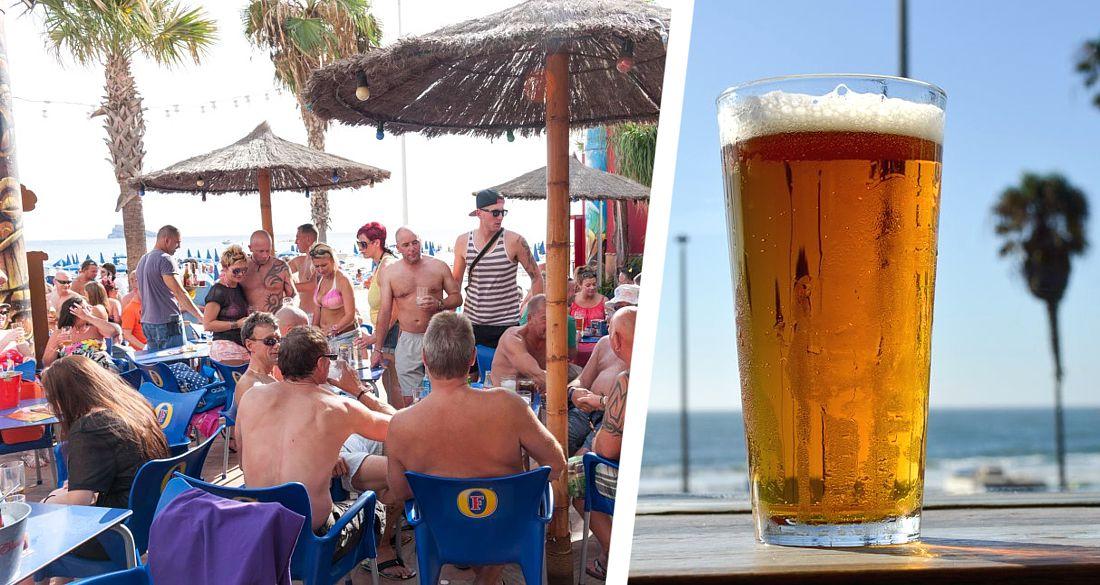 Испанские курорты Costa Del Sol и Costa Blanca начинают пивную войну за туристов
