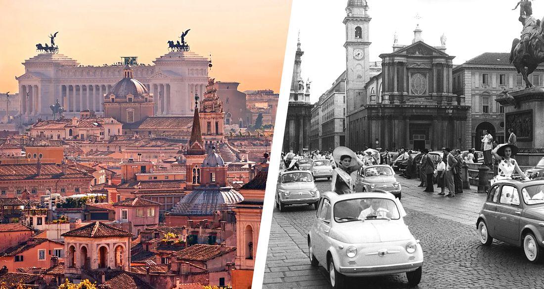 Туристический сектор Италии в 20-х годах станет похожим на послевоенный