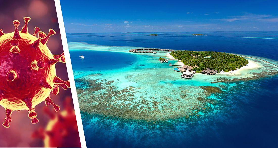 Распространение коронавируса на Мальдивах удалось взять под контроль