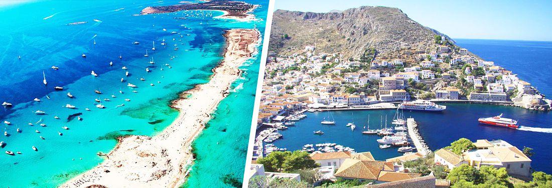 Самые красивые острова мира, которые без коронавируса