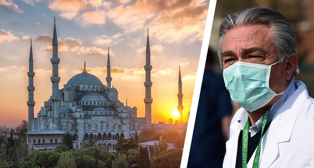 Коронавирус в Турции: число погибших возросло до 2259 человек