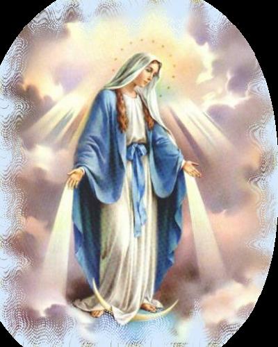 Кто такая Дева Мария