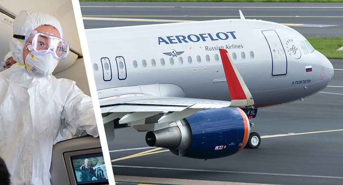 Карантин убивает авиакомпании: Аэрофлот попросил Путина ослабить карантин в регионах для прилетающих пассажиров