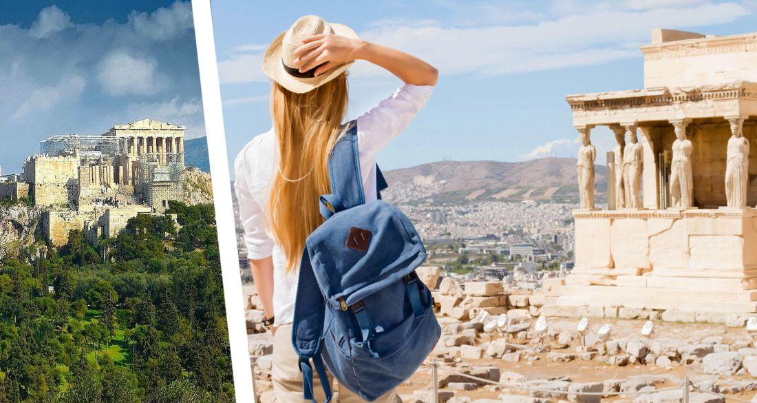 Акрополь в Афинах вновь откроется для туристов 18 мая