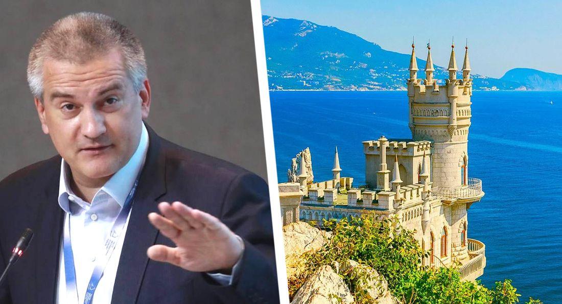 Крым могут не открыть: власти Крыма потеряли веру в туризм этим летом