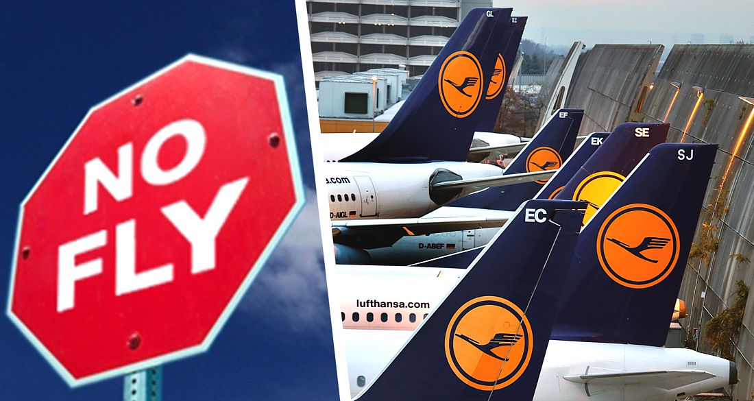 Lufthansa полетела к банкротству